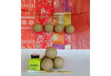 Christmas Bauble Kit - small