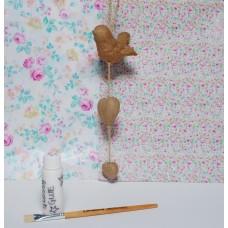Bird & Hearts Decoration Kit