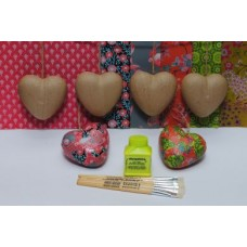 Heart Party Kit for 6