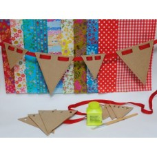 Colourful Bunting Kit